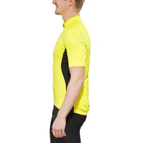Endura Xtract II Trikot kurzarm Herren Neon-Gelb